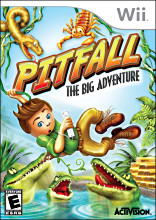 Pitfall: The Big Adventure Wii