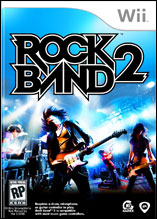 Rock Band 2 for Wii last updated Jul 18, 2010
