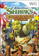 Shrek's Carnival Craze for Wii last updated Jan 04, 2011
