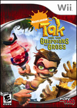 Tak: Guardians of Gross Wii