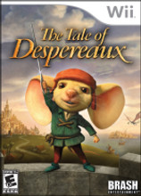 Tale of Despereaux Wii