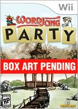 Word Jong Party Wii