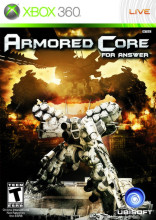 Armored Core: For Answer Xbox 360