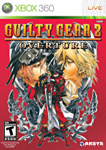 Guilty Gear 2: Overture Xbox 360