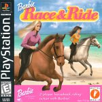 Barbie Race And Ride PSX