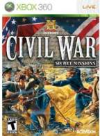 The History Channel: Civil War: Secret Missions Xbox 360