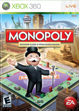 Monopoly for Xbox 360 last updated Aug 25, 2008