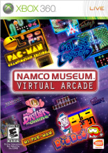 Namco Museum: Virtual Arcade for Xbox 360 last updated Oct 31, 2008