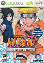 Naruto: The Broken Bond for Xbox 360 last updated Dec 29, 2010