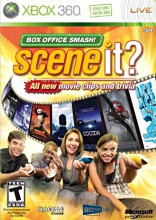 Scene It? Box Office Smash for Xbox 360 last updated Oct 31, 2008