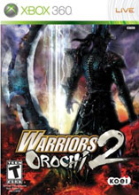 Warriors: Orochi 2 Xbox 360