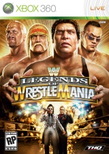 WWE: Legends of WrestleMania Xbox 360