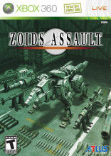 Zoids Assault Xbox 360