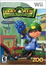 Army Men: Soldiers of Misfortune Wii