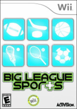 Big League Sports Wii