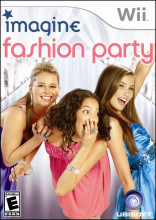 Imagine Fashion Party Wii