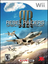 Rebel Raiders: Operation Nighthawk Wii