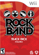 Rock Band Track Pack: Volume 2 for Wii last updated Oct 31, 2008