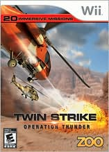 Twin Strike: Operation Thunder Wii