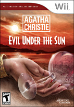 Agatha Christie: Evil Under the Sun Wii