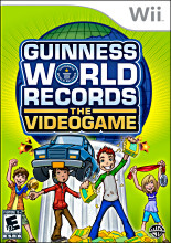 Guinness World Records: The Videogame Wii