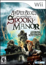 Mortimer Beckett & the Secrets of Spooky Manor Wii