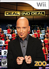 Deal or No Deal for Wii last updated Dec 03, 2009
