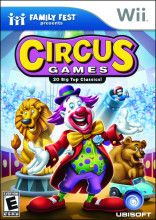 Circus Games for Wii last updated Oct 31, 2008