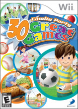 Family Party: 30 Great Games Wii