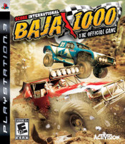 SCORE International Baja 1000 PS3