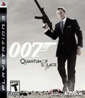 Bond 007: Quantum of Solace PS3