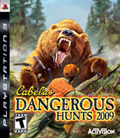 Cabela's Dangerous Hunts 2009 PS3