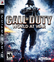 Call of Duty: World at War for PlayStation 3 last updated Dec 17, 2013