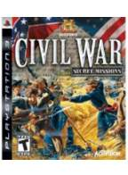 The History Channel: Civil War: Secret Missions PS3