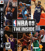 NBA 09: The Inside PS3