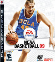 NCAA Basketball 09 PS3