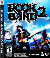 Rock Band 2 for PlayStation 3 last updated Feb 02, 2009