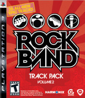 Rock Band Track Pack: Volume 2 PS3
