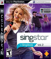 SingStar: Vol. 2 for PlayStation 3 last updated Oct 04, 2008