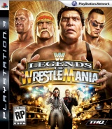 WWE: Legends of WrestleMania PS3