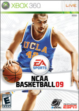 NCAA Basketball 09  Xbox 360
