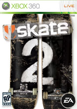 Skate 2 for Xbox 360 last updated Oct 25, 2010