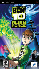 Ben 10: Alien Force for PSP last updated Jan 31, 2009