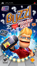 Buzz! Quiz Master for PSP last updated Oct 05, 2008