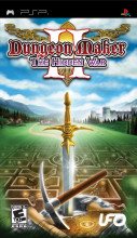 Dungeon Maker 2: The Hidden War PSP
