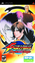 King of Fighters Collection: The Orochi Saga PSP
