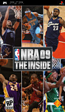 NBA 09: The Inside PSP