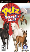 Petz: Saddle Club PSP