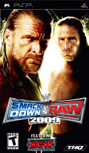 WWE SmackDown vs. Raw 2009 PSP
