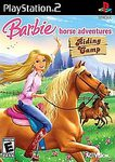 Barbie Horse Adventure: Riding Camp PS2